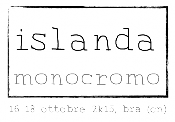 Islanda Monocromo
