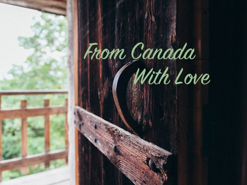 Protected: From Canada With Love