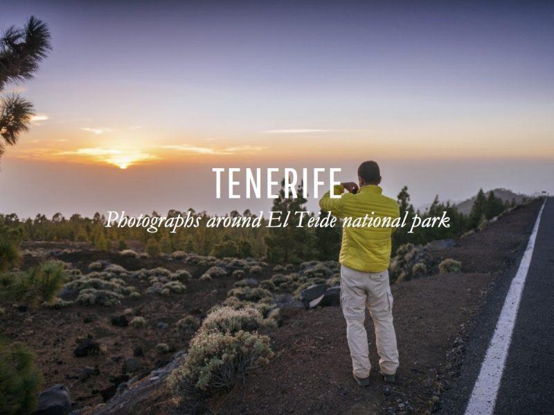 My Tenerife!