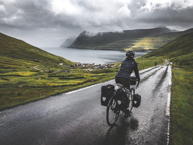 Cycling Denmark, Faroe Islands and Iceland